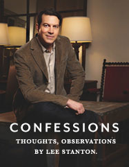 Confessions: Thoughts & Observations by Lee Stanton