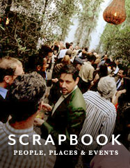 Scrapbook: People, Places and Events