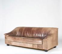 Swiss, circa 1970 De sede sofa